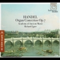 Handel - Organ Concertos, Op. 7 (Richard Egarr, Academy of Ancient Music) (Disc 2) '2009