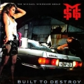 Michael Schenker Group, The - Built To Destroy (UK LP) '1983