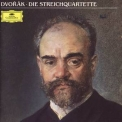 Dvorak - Prager Streichquartett - The String Quartets (Disc 1 of 9) '1977
