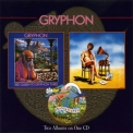 Gryphon - Red Queen To Gryphon Three / Raindance '1974