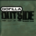 Gorilla - Outside [CDS] '1998