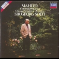 Sir Georg Solti, Chicago Symphony Orchestra - Gustav Mahler: The Symphonies (CD3) '1991