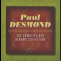 Paul Desmond - The Complete RCA Albums Collection '2011