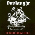 Onslaught - Power From Hell (UK LP) '1985