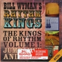 Bill Wyman's Rhythm Kings - The Kings Of Rhythm Vol. 1 - Jump, Jive & Wail [4CD] '2016