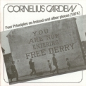 Cornelius Cardew - Four Principles On Ireland And Other Pieces (2001 Ampersand) '1975