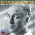 Sviatoslav Richter - Complete Decca, Philips & DG Recordings CD 11-20 '2014