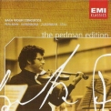 Itzhak Perlman - The Perlman Edition, CD 03: Bach Violin Concertos '2003