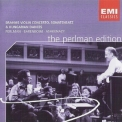 Itzhak Perlman - The Perlman Edition, CD 10: Johannes Brahms '2003