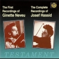 Ginette Neveu  - The First Recordings & Josef Hassid : The Complete Recordings '1992