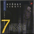 Gyorgy Ligeti -  Chamber Music - Wind Quintets, Trio For Violin, Horn And Piano, Solo... '1998