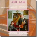 J.s. Bach - Sonatas №1,2,3 For Violin And Harpsichord '1987