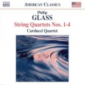 Philip Glass - String Quartets Nos 1-4 (carducci Quartet) '2010
