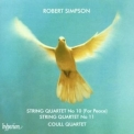 Robert Simpson - String Quartets 10 (for Peace) And 11 '1988