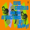 Elvis Costello and The Attractions  - Get Happy!! (Remastered 2015) '1980