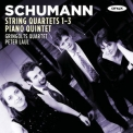 Robert Schumann - Schumann - String Quartets 1-3; Piano Quintet - Cd1 '2011