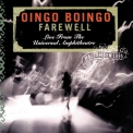 Oingo Boingo - Farewell: Live From The Universal Ampitheatre '1995