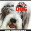 Alan Menken - Shaggy Dog / Лохматый папа OST '2006