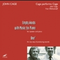 John Cage - Cage Performs Cage '2009