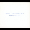 Annie Lennox - Medusa + Live In Central Park [2CD limited edition] '1995