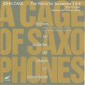 John Cage - The Works For Saxophone 3 & 4 '2010