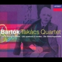 Béla Bartók - Bartók String Quartets Nos. 1, 3, and 5 '1998