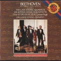 Juilliard String Quartet - Beethoven - The Early String Quartets '1983