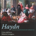 Joseph Haydn - Concertini And Divertimenti For Piano Trio '2008