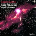 Robert Simpson - String Quartets 2 & 5 '1989