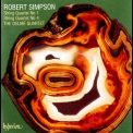 Robert Simpson - String Quartets Nos 1 & 4 '1990