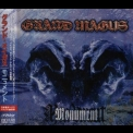 Grand Magus - Monument (Japan VICP-62718)  '2003