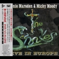 Snakes, The - Europe (Pony Canyon Inc. PCCY-01318, Japan) '1998