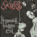 Skinless - Progression Towards Evil [Not On Label, EX.059, United States] '1998
