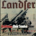 Landser - Final Solution - Endlosung (the Early Years) '2002