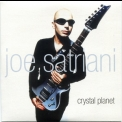 Joe Satriani - Crystal Planet (Epic, 88697304702CD5, EU) '2008