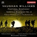 Vaughan Williams - Pastoral Symphony; Norfolk Rhapsody No. 2 (Rebecca Evans, London Symphony Orchestra) '2009