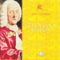 Georg Philipp Telemann - Telemann Edition CD 01-10 '2007
