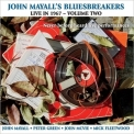 John Mayall's Bluesbreakers - Live In 1967 Volume Two '2016
