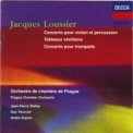 Jacques Loussier - Two Concertos, Tableaux Venitiens '1992