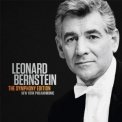Leonard Bernstein - The Symphony Edition (New York Philharmonic) CD 01-10 '2010
