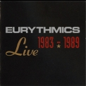 Eurythmics - Live 1983 - 1989 [acoustic Medley] (cd 03) '1993