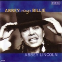 Abbey Lincoln - Abbey Sings Billie, Vol. 1 '2001