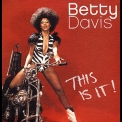Betty Davis - This Is It! '2005