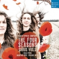 The Sirius Viols - Simpson - The Four Seasons '2016