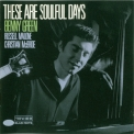 Benny Green - These Are Soulful Days '1999
