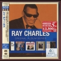 Ray Charles - Original Album Series [5CD] (2010 Japan, WPCR-26016~20) '2009