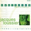 Jacques Loussier Trio - Beethoven: Allegretto From Symphony 7, Theme And Variations '2003