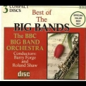 Bbc Big Band Orchestra - Best Of The Big Bands (3CD) '1991