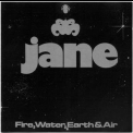 Jane - Fire, Water, Earth & Air '1976