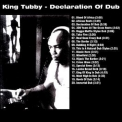 King Tubby - Declaration Of Dub '2002